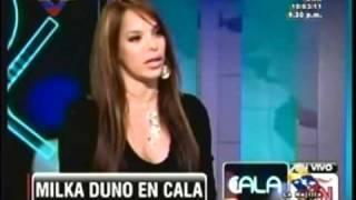 Milka Duno habla de Deporte, de Chavez y de Venezuela ¡Muy concreta!