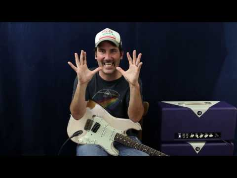 How I Get Tones From Hard Rock To Hendrix - Gear Question and Answer - Guitar Lesson