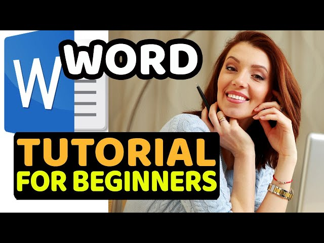 Microsoft Word Tutorials: Quick Tips and Tricks for Beginners