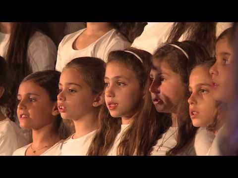 Larnaca Municipality Children's Choir | Nikos Evangelou | TEDxUniversityofNicosia