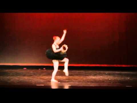 La Esmeralda Advanced Ballet Solo  2013 Susan Barnes Dance Recital, Evening Performance