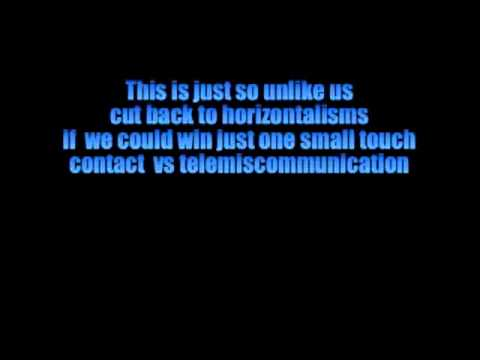 Deadmau5 ft Imogen Heap  Telemiscommunication Lyrics