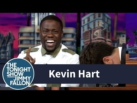 Thumbnail: Kevin Hart Got in the WWE Ring