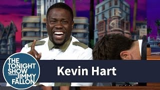 Kevin Hart Got in the WWE Ring