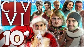 Civ 6 - Winter Wonderland #10 - Nuclear Christmas (FINAL)
