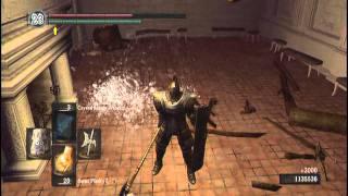 Dark Souls: Equipment Showcase: Giants' set