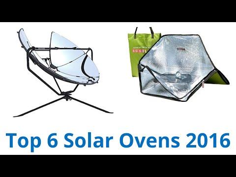 6 Best Solar Ovens 2016