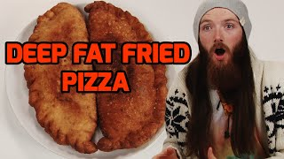Irish People Try Strange American Pizzas