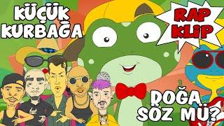 Küçük Kurbağa - Doğa / Söz mü? - Rap Animasyon Çizgi Film Klip