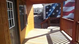 Kansas Modular Home Red Tag Cabin - Village Homes