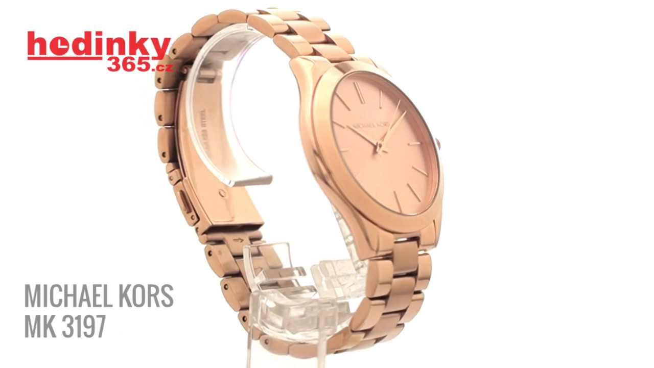 Michael Kors MK 3197 - YouTube fd405551d9