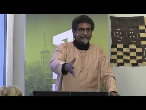 Jay Naidoo Address at Nordic Africa Institute