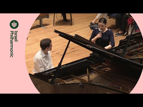Masterclass with Olga Scheps: Itai Navon - Chopin Barcarolle in F-sharp major, op. 60