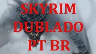 COMO TRADUZIR SKYRIM PT BR XBOX ONE