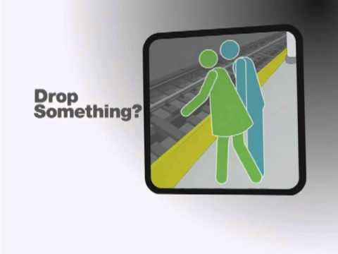 Subway Platform Safety PSA (2012)