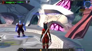 World of Warcraft прохождение #1 | Качаем эредарку воина 1-10