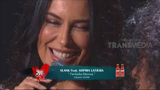 Download lagu KONSER SLANK IN LOVE TERLALU MANIS Feat SOPHIA LATJUBA
