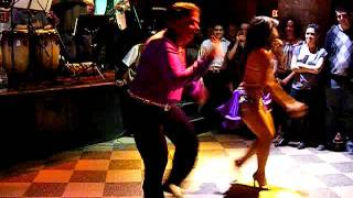 Eddie Torres and his All star dancers Live at  SOBs 5.20.2011