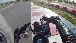 #1 Go-cart Mar Menor with Harley 260117