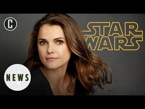 Star Wars: Episode IX Casting Keri Russell in Mystery Role