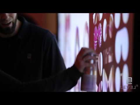 Virtual Graffiti Wall