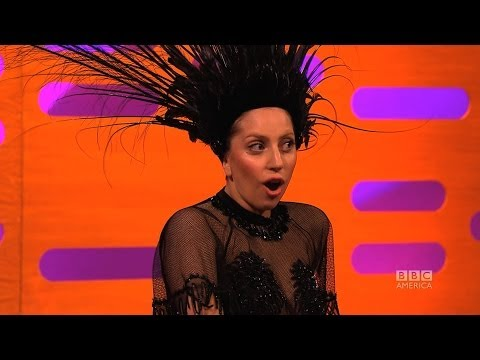 LADY GAGA Meets Her Biggest Fan! - The Graham Norton Show on BBC AMERICA