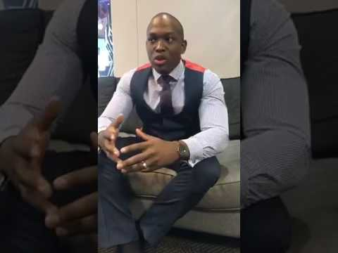 Vusi Thembekwayo speaks about taxi industry