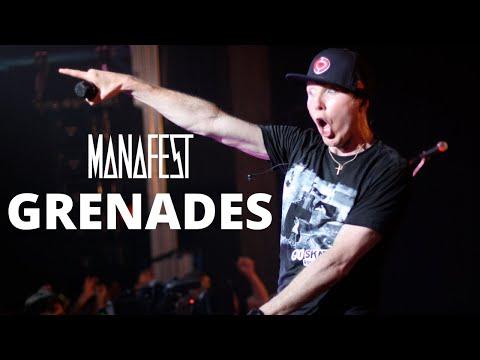 Manafest – Grenades