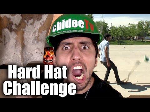 Leyendas de Internet: Hard Hat Challenge - ChideeTv