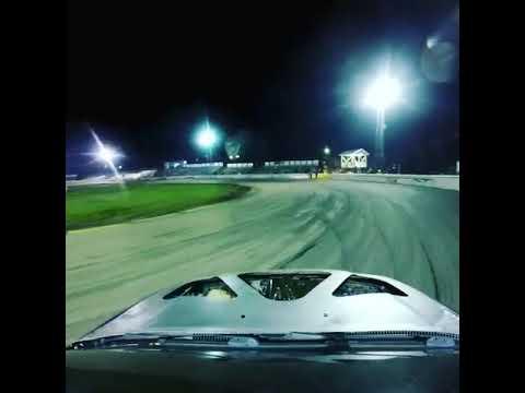 RWD B5 A4 Lake County Speedway Smash-o-lantern
