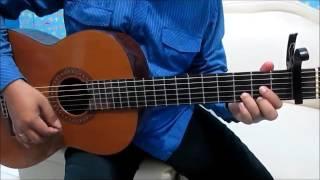 Belajar Kunci Gitar DeMeises Dengarlah Bintang Hatiku Petikan