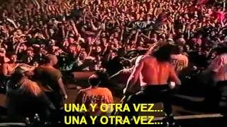 Aerosmith- Livin On The Edge (Subtitulada Español) HD (Live Woodstock: 1994)
