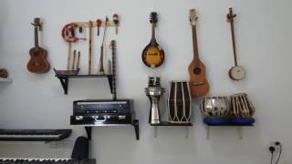 Chala bhi aa aja rasiya duet song in instrument banjo and key boardd by jimmy dhakan in you tube
