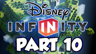 Disney Infinity 2 - Blitz Box - Part 10 - New Rooms! (hd) (toy Box)