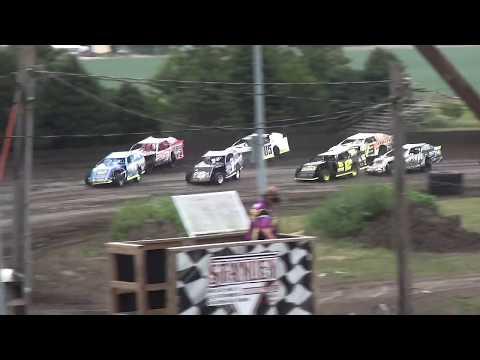 IMCA Sport Mod feature Benton County Speedway 7/28/19
