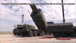 "Putin's Gives U.S. A New Look At Its Future Arsenal || Six Secret ""Super Weapons""."