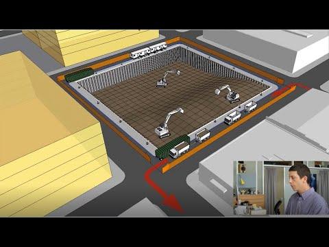 Advanced Site Logistics with FatPencil Studio