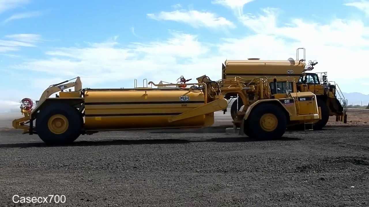 Got Water CAT 777G 20 000 Gallon Water Truck YouTube