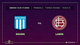 Racing 1 - 2 Lanús | #VamosLasPibas | Fútbol femenino
