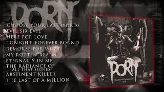 PORN - The darkest of human desires - Act II / Full album (2019)