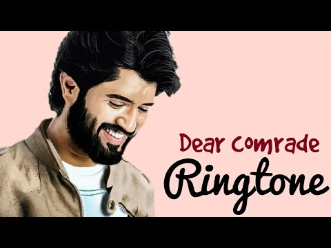 dear-comrade-ringtone-|-vijay-deverakonda-|-download-now