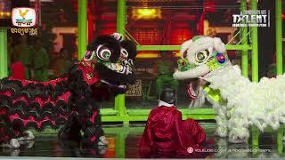 Cambodia's Got Talent Season 2   Live Show   Final - ក្រុមម៉ុងសាយខ័នឡុក