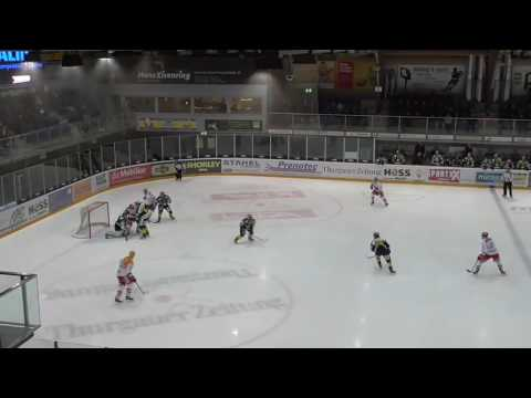Highlights: Hockey Thurgau vs SCRJ Lakers
