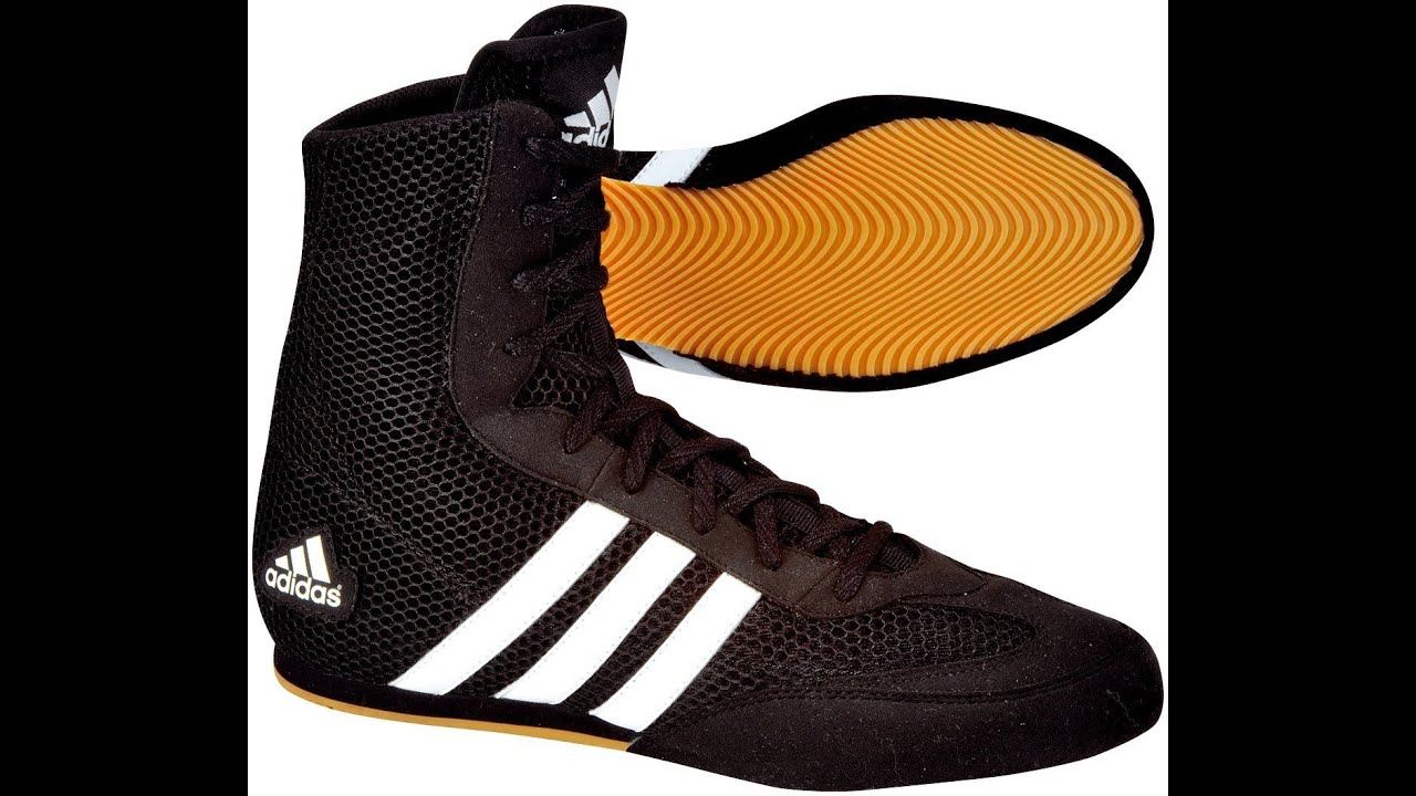 cheap for discount 53aba 02ed2 ADIDAS Box Hogs 2 - Boxing Boots Review