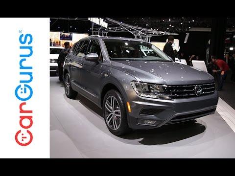 2018 Volkswagen Tiguan | CarGurus Impressions