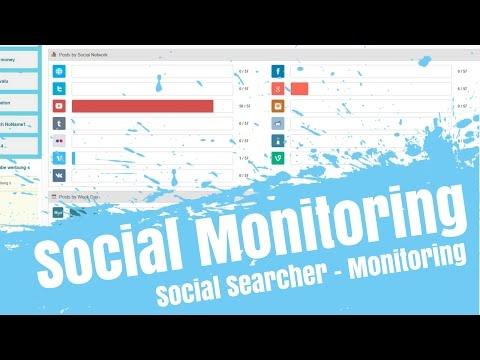 Social Media Monitoring - Social Media Analytics - Deutsch