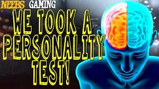 We Took A Personality Test! (BF4 gameplay)