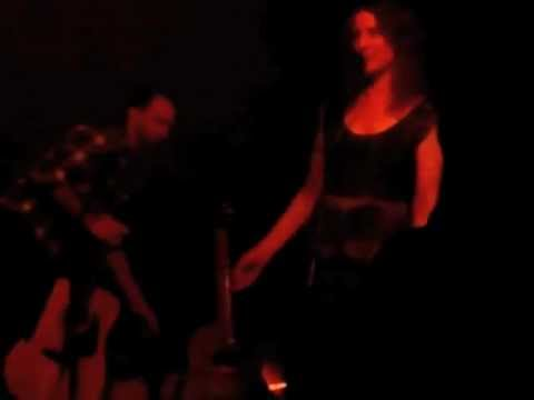 Lacy James with Tim Daoust - In the Garden live at Freddy's