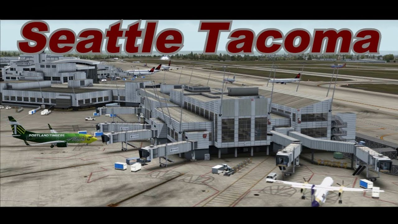 simMarket: TAXI2GATE - SEATTLE-TACOMA INTERNATIONAL AIRPORT