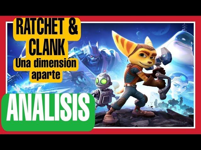 Análisis de Ratchet & Clank: Una dimensión aparte.  Play Station 5 